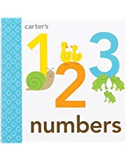 Carter's Mini Board Book, Numbers