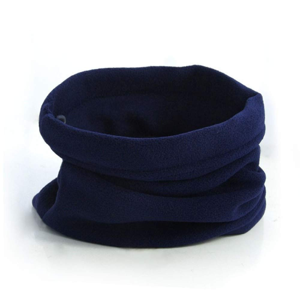 bluee Zhuyuanhai Multifunctional outdoor men and women collar, riding bib, windproof collar, hat fleece scarf