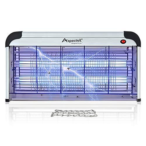 Aspectek 40W Indoor Bug Zapper, Insect, Mosquito Killer