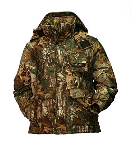 - Gamehide Flatland Deer Hunting Parka (Realtree Xtra, Large)