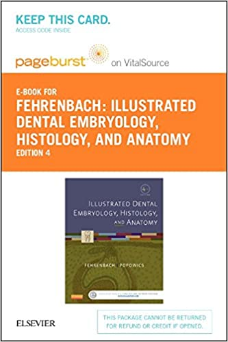 Illustrated dental embryology histology and anatomy elsevier illustrated dental embryology histology and anatomy elsevier ebook on vitalsource retail access card 4th edition fandeluxe Choice Image