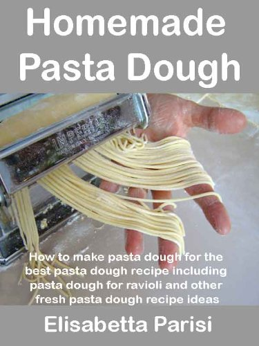 Homemade Pasta Dough: How to make pasta dough for the best pasta dough recipe including pasta dough for ravioli and other fresh pasta dough recipe ideas