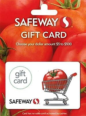 Safeway $100 Gift Card