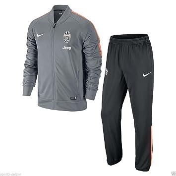 7178c775d 2014-2015 Juventus Nike Knit Tracksuit (Cool Grey) - Kids  Amazon.co.uk   Sports   Outdoors