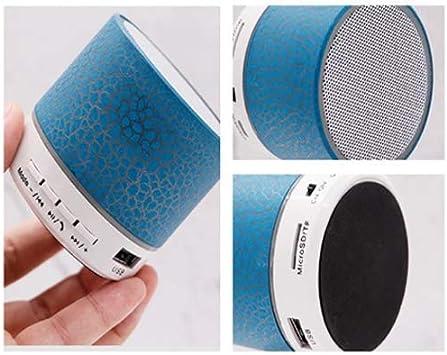 Mini altavoz Bluetooth Altavoz inalámbrico portátil Pequeño ...