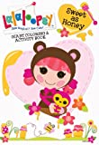 lalaloopsy coloring book - LaLaloopsy Sweet as Honey Giant Coloring and Activity Book