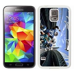SevenArc NFL Seattle Seahawks Case For Samsung Galaxy S5 I9600