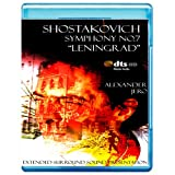 Shostakovich: Symphony No.7 'Leningrad' - The New Dimension of Sound Symphonic Series [7.1 DTS-HD Master Audio Disc] [BD25 Audio Only] [Blu-ray]