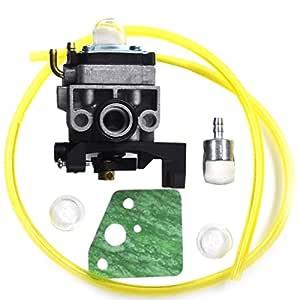jrl carburador Carb Para Honda GX35 HHT35 HHT35S cortadora ...