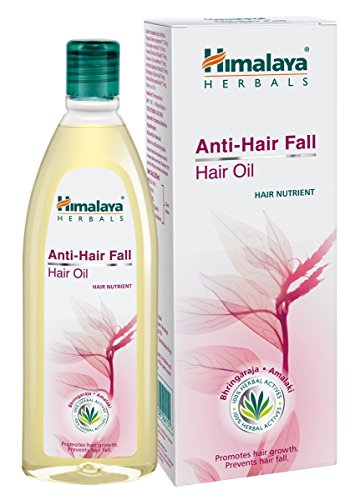 Himalaya Anti-Breakage Hair Oil with Thistle and Amla for Damaged Hair and Split Ends 6.76 oz (200 ()