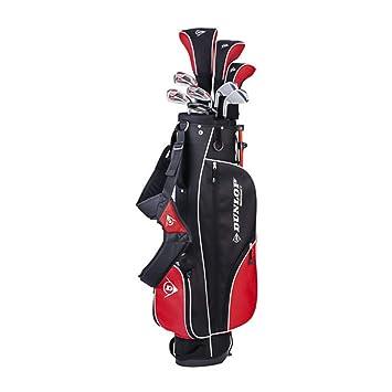Nuevo Dunlop Sport Tour rojo Set Premium de golf para hombre ...
