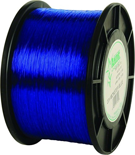 ANDE Monster Monofilament Line with 80-Pound Test, Blue, 2-Pound Spool (Lb Spool Mono 2)