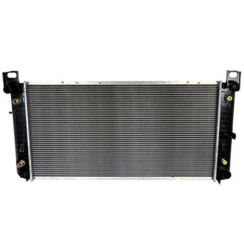 06 chevy silverado 1500 radiator - 4