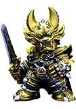 牙狼デフォルメ魔戒コレクション 黄金騎士ガロ 約90mm PVC製 塗装済み完成品フィギュア