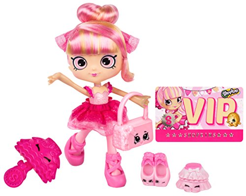 Shopkins Shoppies Amazon Exclusive Doll - Pirouetta JungleDealsBlog.com