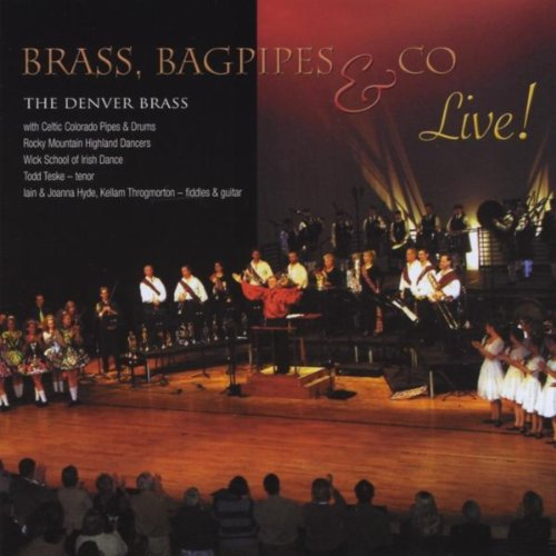 Brass, Bagpipes & Co: Live!