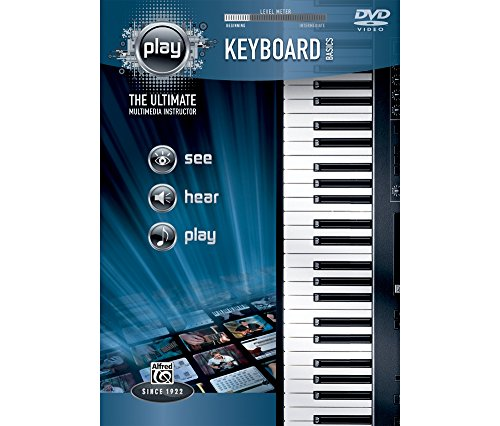 Alfred's PLAY Keyboard Basics: The Ultimate Multimedia Instructor (DVD)