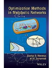 Optimization Methods in Metabolic Networks