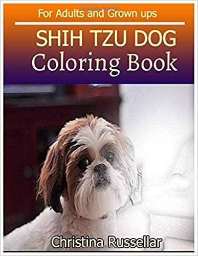 Shih Tzu coloring page   Free Printable Coloring Pages   499x387