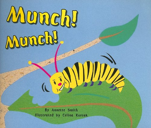 Download Rigby Flying Colors: Individual Student Edition Red Munch! Munch! pdf epub