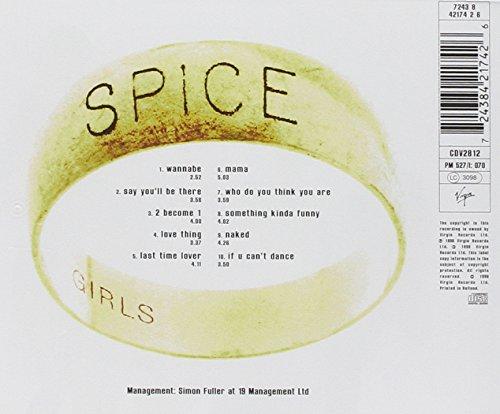 Spice Girls Spice Скачать Торрент - фото 3