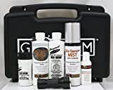 Glo Germ MIST Deluxe Simulated Germ Kit w/Gel & UV