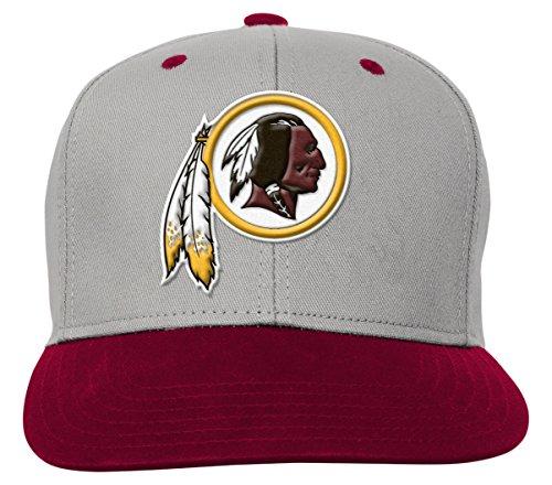 Washington Redskins Flat Bill Hats Amazon. NFL Youth Boys Team ... 13556b424