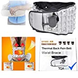 Ho Physio THERMAL Decompression Back Pain Belt Lumbar Support HEAT