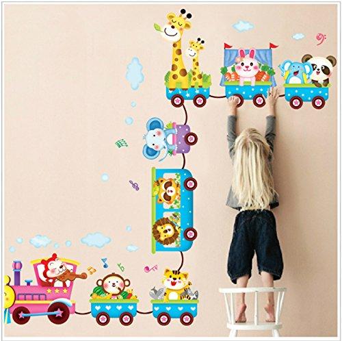 Rainbow Fox decal decor wallpaper decorating product image