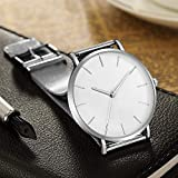 BeautyVan Mens Watch Fashion Minimalist Wrist