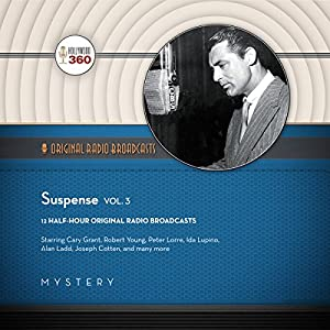 Suspense, Vol. 3 Radio/TV Program