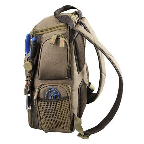 084298636042 - Wild River Tackle Tek Nomad Mossy Oak Camo LED Lighted Backpack, Fishing Bag, Hunting Backpack carousel main 3