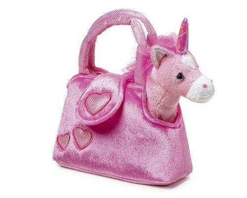 small foot company 4146 - Unicorno Nella Borsa Fina Legler