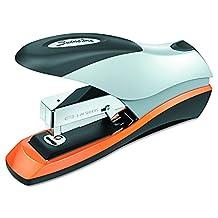 Swingline Optima 70 Desk Stapler, Reduced Effort, 70 Sheets, Silver (S7087875)
