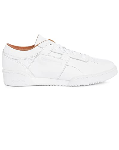 9d5204ce4ce72 Reebok Classic Workout Lo Clean PN Junior Sneakers