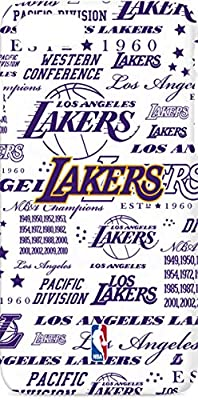 NBA Los Angeles Lakers iPhone 7 Lite Case - LA Lakers Historic Blast Lite  Case For Your iPhone 7 070779a49