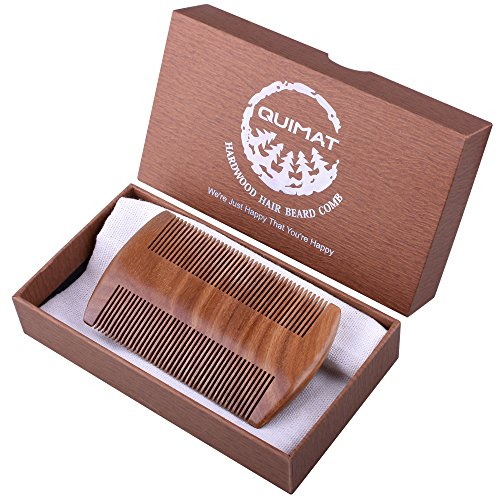 Quimat Beard Comb Fragrance Anti Static