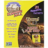 Hodgson Mill Travel Milled Flax Seed, 21 Count (Pack of 6) by Hodgson Mill