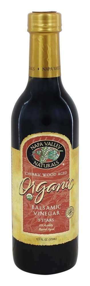 Napa Valley Naturals - Organic Balsamic Vinegar - 12.7 oz