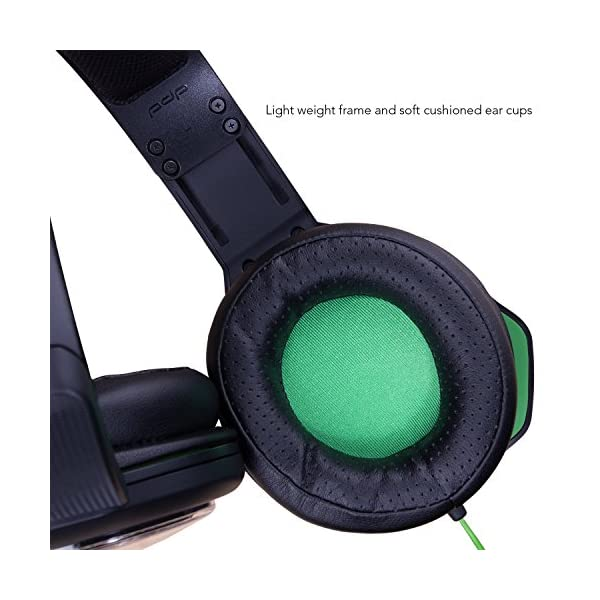PDP Xbox One Afterglow AG 6 Wired Gaming Headset, 048-103-NA-BK 4