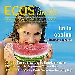 ECOS audio - En la cocina. 6/2011