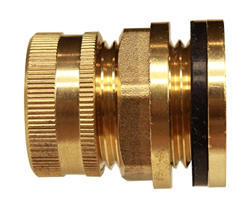 RAINPAL RBD020 Barrel Bucket Brass
