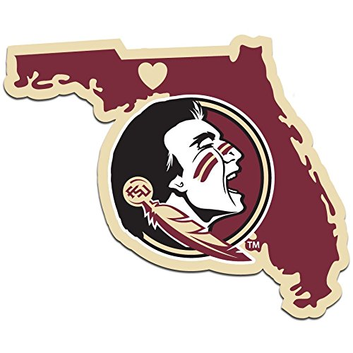Siskiyou NCAA Florida State Seminoles Home Decal, 5 Inch