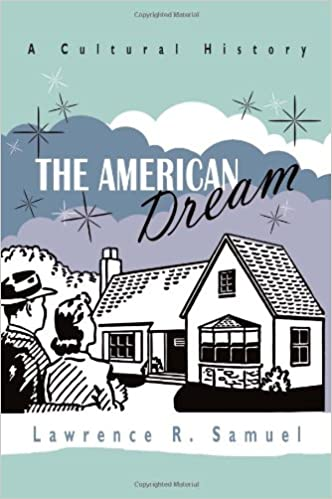what was the american dream in the 1920s