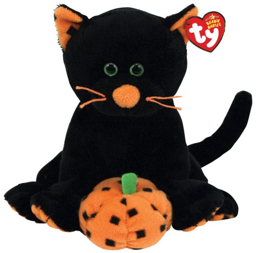 Ty Beanie Babies Superstition - Black Cat -