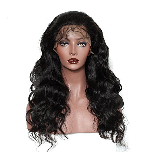 Perstar Lace Front Wig Human Hair Body Wave Wigs For Women Glueless Brazilian Virgin Hair Wigs With Baby Hair 150% Density(10