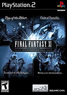 Amazon com: Final Fantasy XI: The Vana'diel Collection 2008
