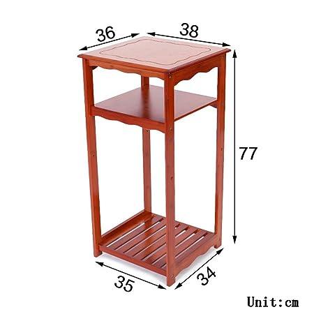 DD Estante/Estante Tabla/Mesa Rack Almacenamiento Cubo Estante ...