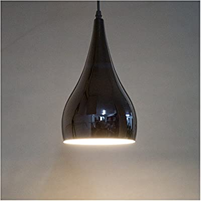 E27 E26 Base Pendant Light Lamp Fixture (LS024- 26 red, black, white)