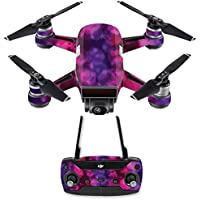 Skin for DJI Spark Mini Drone Combo - Star Power| MightySkins Protective, Durable, and Unique Vinyl Decal wrap cover | Easy To Apply, Remove, and Change Styles | Made in the USA